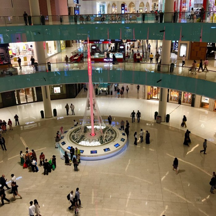 Sharispx Dubai Mall