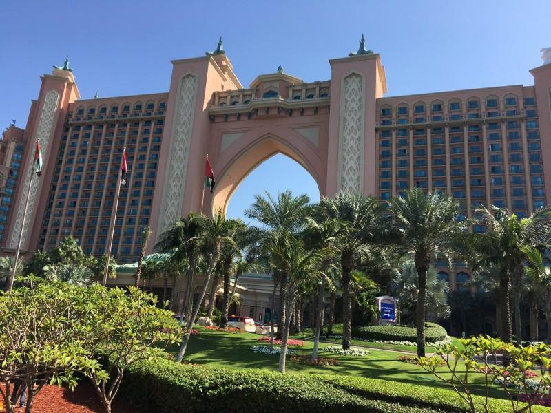 Sharispx Dubai - Atlantis, Dubai
